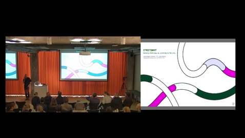 Thumbnail for entry Guestlecture-110419-Joahn_Hallesby