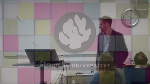 Thumbnail for entry Steen Baagøe Nielsen v. ONEFaRseminaret