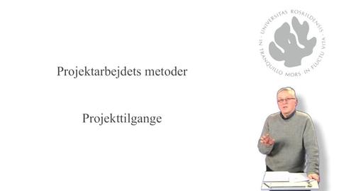 Thumbnail for entry Jørgen Lerche Nielsen om tilgange - del 7 af 10