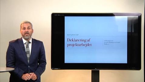 Thumbnail for entry Jakob Egholm Feldt: Derfor Skal Vi Bruge Mahara