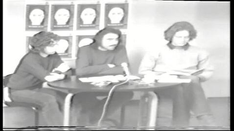 Thumbnail for entry Interview i anledning af nyt fagkritisk blad på RUC.