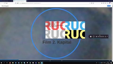 Thumbnail for entry Film 2: BK 2 - Refleksiv sociologi Kapital