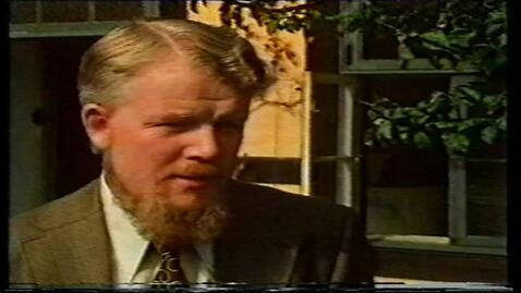 Thumbnail for entry TV-udsendelse fra Sveriges Radios TV2 om RUC