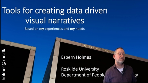 Thumbnail for entry tools for data visualisation