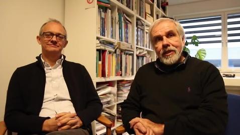 Thumbnail for entry Professor Lars Hulgaard og Lektor Simon Heilesen om LUG projektet