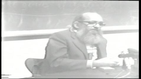 Thumbnail for entry Forelæsninger af Paulo Freire
