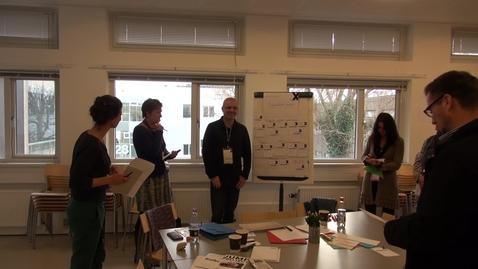 Thumbnail for entry X-Platform: Opsamling af projekter