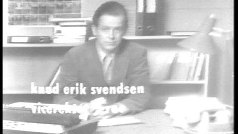 Thumbnail for entry Knud Erik Svendsen i internt tv