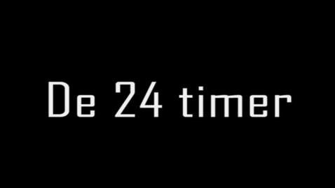 "Thumbnail for entry RUCs kor opfører oratoriet  ""De 24 timer"""