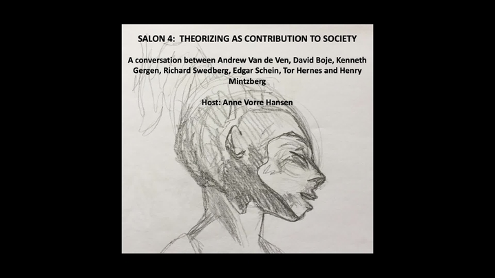 Thumbnail for channel Conversation Salons: Theorizing in Organization Studies
