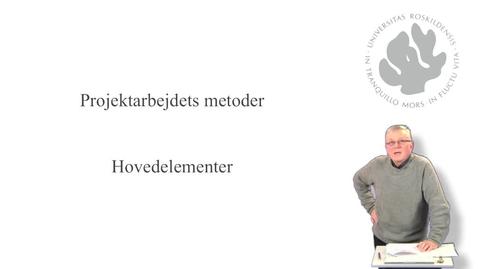 Thumbnail for entry Jørgen Lerche Nielsen om hovedelementer - del 2 af 10
