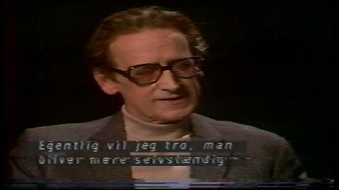 """Thumbnail for entry TV-udsendelse med titlen: """"Hva' mæ' kulturen"""" om forholdene på RUC"""
