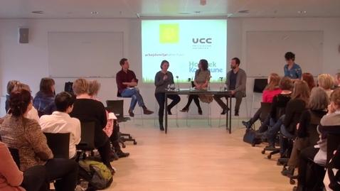 Thumbnail for entry Sundhedsfremme Nytårskur 2015 - Paneldebat: Erfaringer og udfordringer i arbejdslivet med at arbejde med ulighed i sundhed