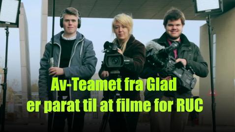 Thumbnail for entry Præsentation af Av-team 2015/2016