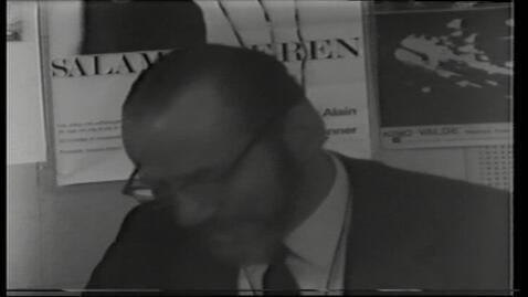 Thumbnail for entry Rektor fortæller i internt tv om truende nedskæringer på RUC herunder en mulig udskydelse af bygningen af 4. etape