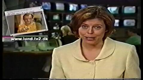 Thumbnail for entry Klip fra TV2 i anledning af RUC's 25 års jubilæum