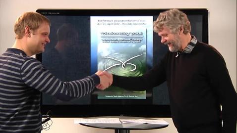 Thumbnail for entry Finn M. Sommer og Jacob Bøje, Professionsretning i praksis
