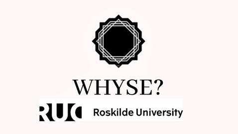Thumbnail for entry SEMs WHYSE? Podcast: Episode 0 - Why study social entrepreneurship?