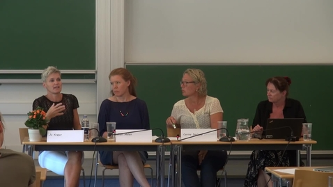 Thumbnail for entry De mange veje til kandidaten – studieledernes erfaringer (paneldebat)