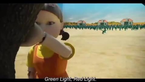 Thumbnail for entry Official Trailer | Red Light, Green Light