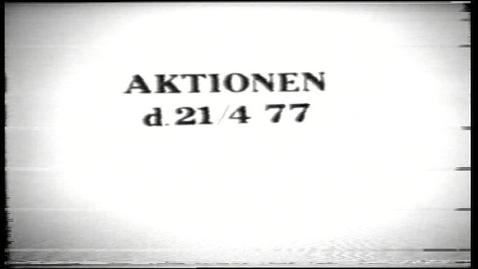 Thumbnail for entry Demonstration i København i forbindelse med eksamensboykot på RUC