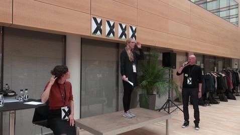 Thumbnail for entry X-talk: Silla Mørch Sievers