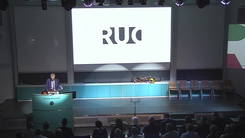 Thumbnail for entry Peter Kjærs tale til RUC's Årsfest 2016