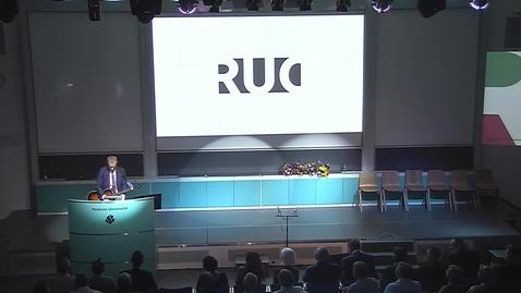 Thumbnail for entry Peter Kjærs tale til RUC's Årsfest 2016