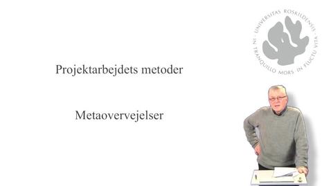 Thumbnail for entry Jørgen Lerche Nielsen om metaovervejelser  - del 3 af 10
