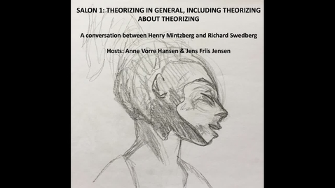 Thumbnail for entry Salon 1: Theorizing in General, including Theorizing about Theorizing