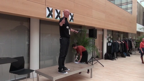 Thumbnail for entry X-Platform - Åbningstale