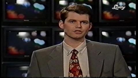 Thumbnail for entry Klip fra nyhedsudsendelse på TV Lorry om kritik af RUC's bacheloruddannelser