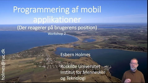 Thumbnail for entry Presentation af workshop 2 humtek Forår 2019