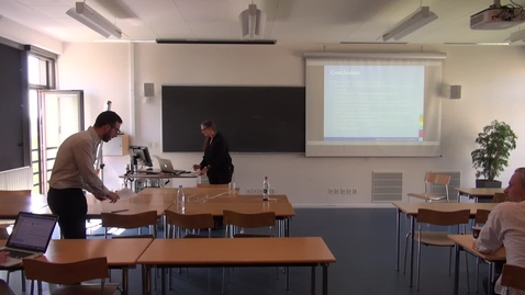 Thumbnail for entry Marlou Schrover on NGOs and European Migration Management - Discussion