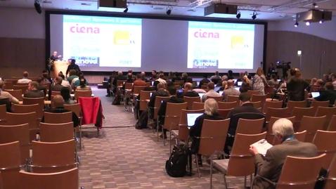 Thumbnail for entry Wednesday Plenary - NDN16 - D2 0900
