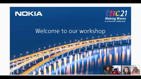 Thumbnail for entry Nokia workshop