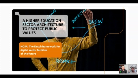 Thumbnail for entry A Higher Education Sector Architecture to protect public values