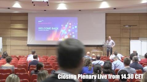 Thumbnail for entry Closing Symposium17