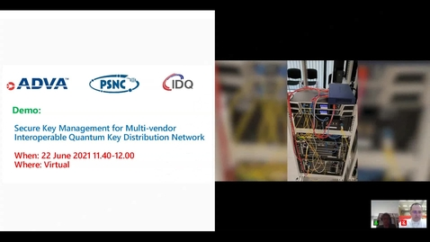 Thumbnail for entry Secure Key Management for Multi-vendor
