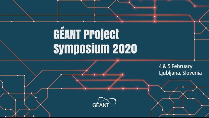 GÈANT Symposium 2020 - Opening Plenary