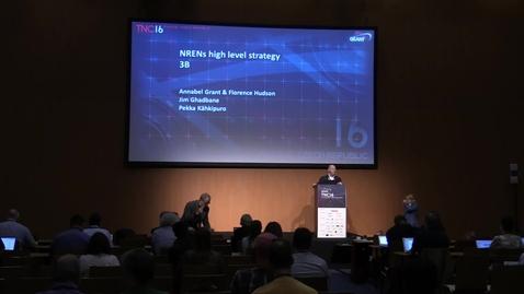 Thumbnail for entry 3B - NRENs high level strategy