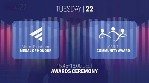 Thumbnail for entry Awards Ceremony