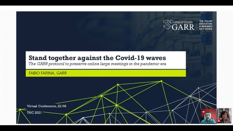 Thumbnail for entry Stand together against the Covid-19 waves