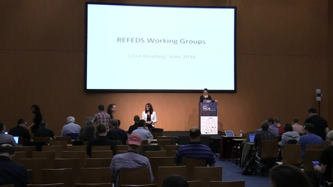 Thumbnail for entry REFEDS (Research and Education Federations)  - Part 2/4