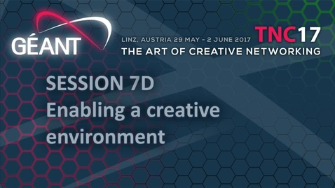 Thumbnail for entry 7D - Enabling a creative environment.mp4
