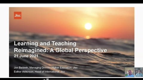 Thumbnail for entry Learning and Teaching Reimagined: A global perspective