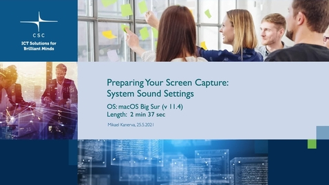 Thumbnail for entry System Sound Settings (FullHD).mov