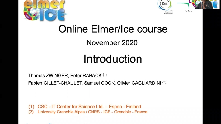 1 Introduction to the online course