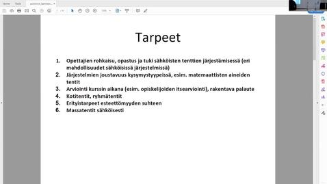 Thumbnail for entry DigiCampus-RoadShow, Turku, purku