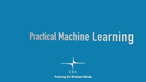 Thumbnail for entry ML course outro.mov